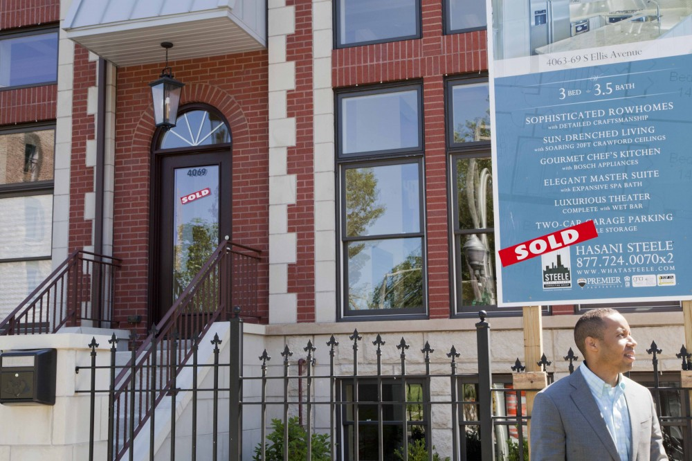 Windsor Single Family Rowhomes sold out