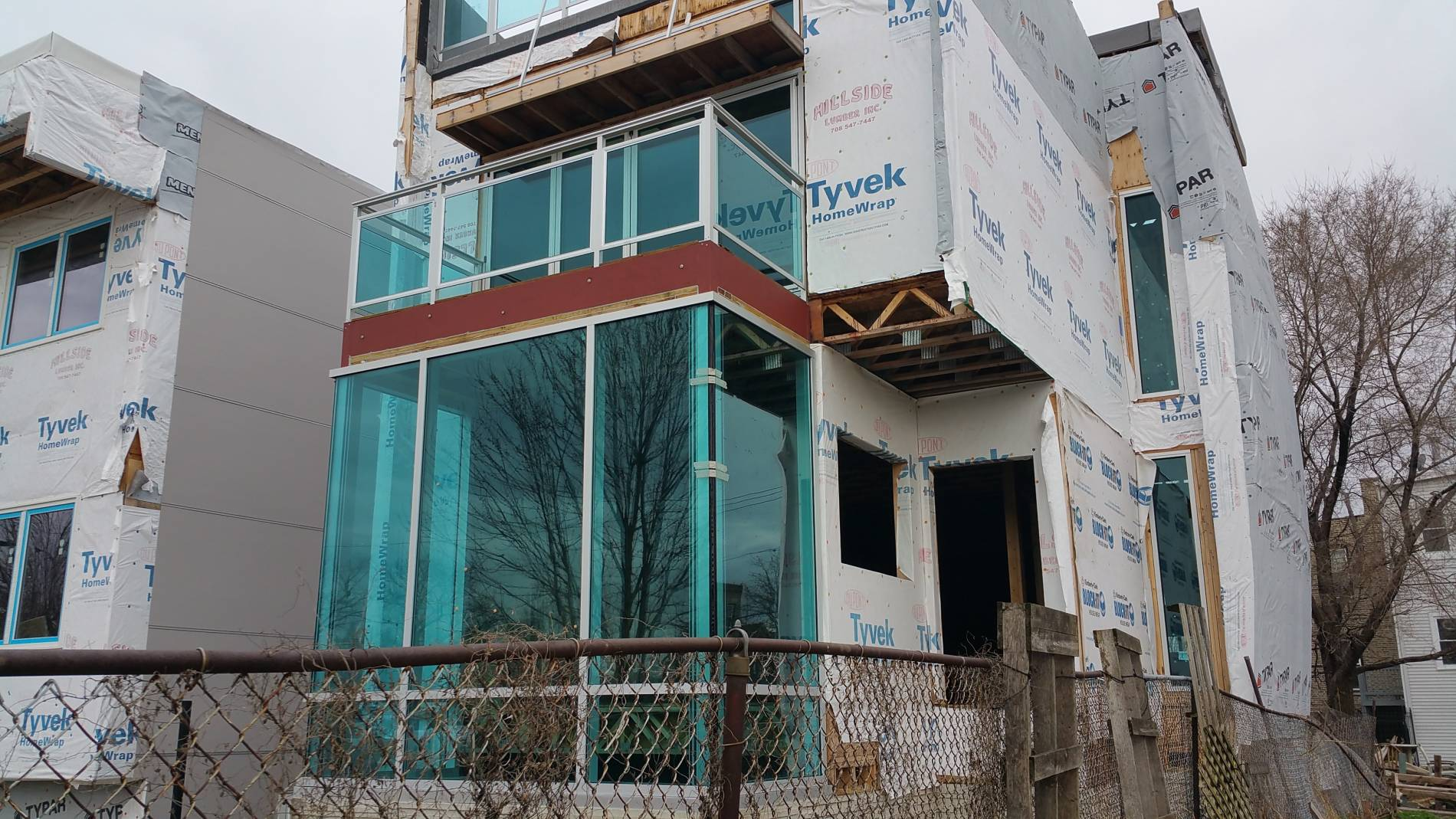 Steele Consulting's Latest New Construction by Logan Square