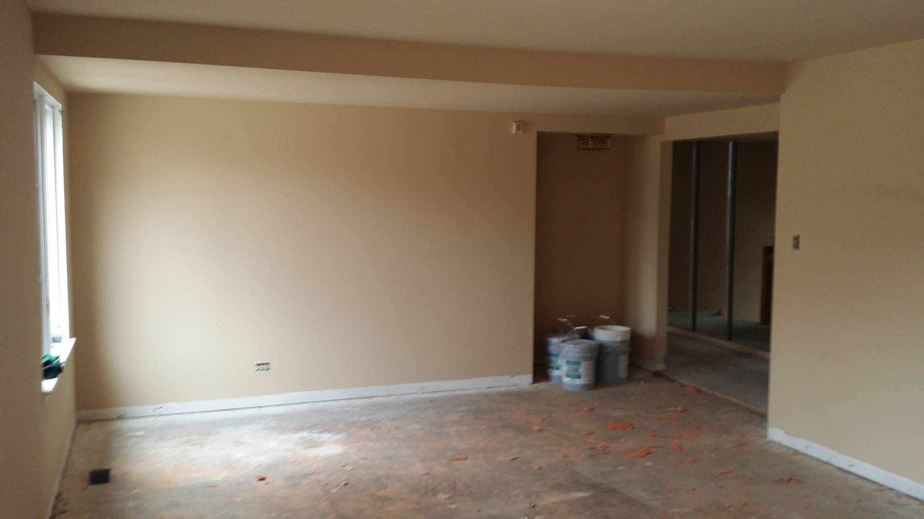 1-23-17 8109 S Indiana Family Room Before