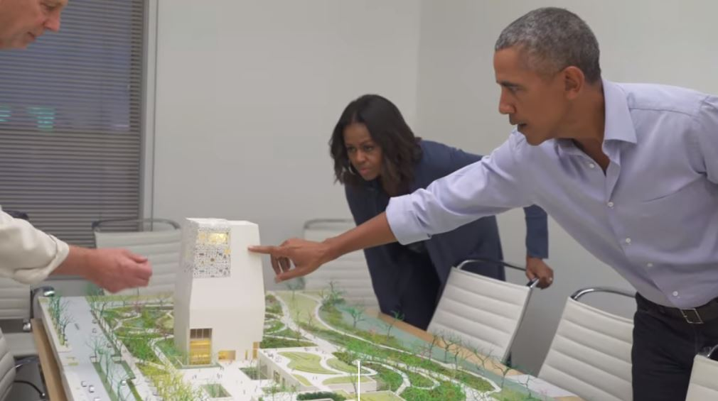 Obama Presidential Center will be a new landmark for the South Side