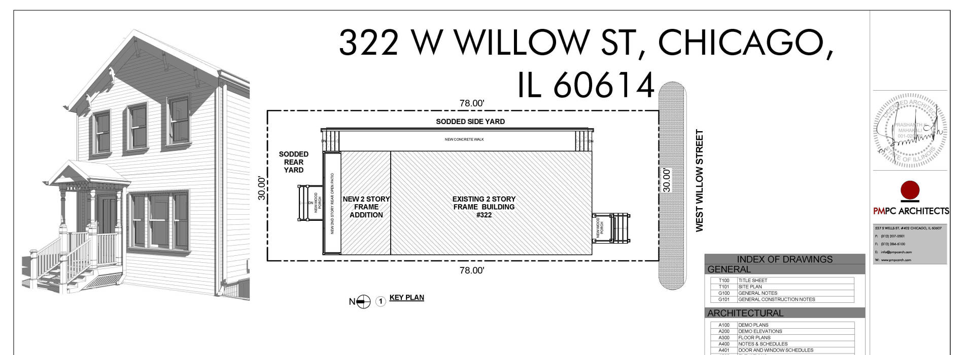 322 W Willow<br>Lincoln Park
