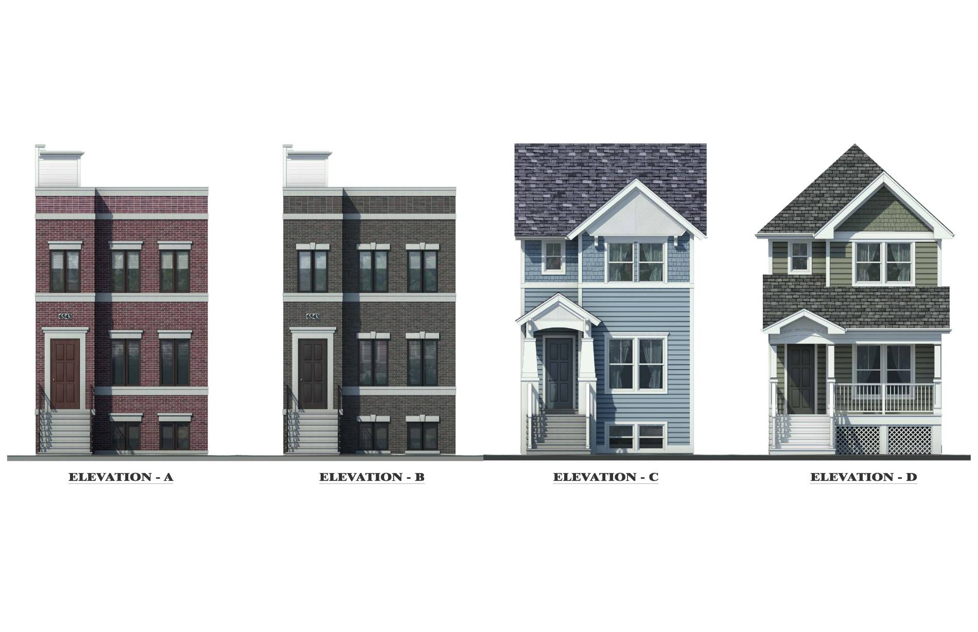 3rd Ward / 42nd Place Redevelopment Project